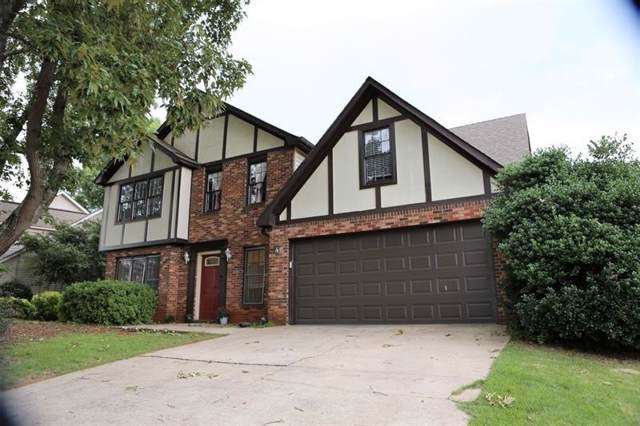 670 Deer Oaks Drive, Lawrenceville, GA 30044 (MLS #6630598) :: North Atlanta Home Team