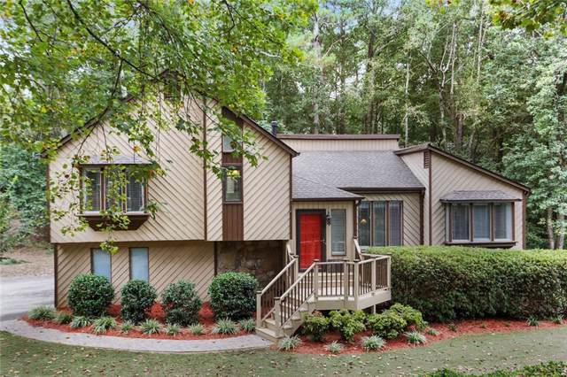 2240 Wenlok Trail NE, Marietta, GA 30066 (MLS #6630634) :: North Atlanta Home Team