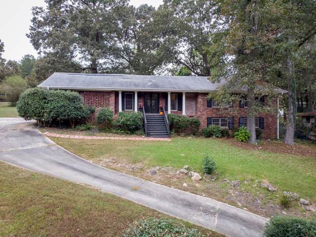 4595 Spring Valley Parkway, Atlanta, GA 30349 (MLS #6630665) :: The Butler/Swayne Team