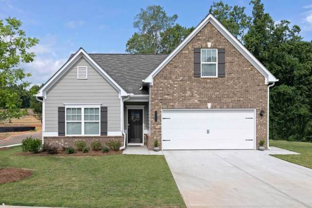128 Crown Pointe Drive, Dawsonville, GA 30534 (MLS #6630673) :: The Heyl Group at Keller Williams