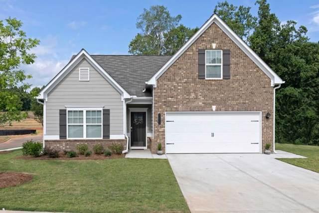128 Crown Pointe Drive, Dawsonville, GA 30534 (MLS #6630673) :: North Atlanta Home Team