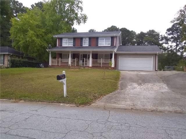 787 Sherwood Drive Drive, Jonesboro, GA 30236 (MLS #6630675) :: North Atlanta Home Team
