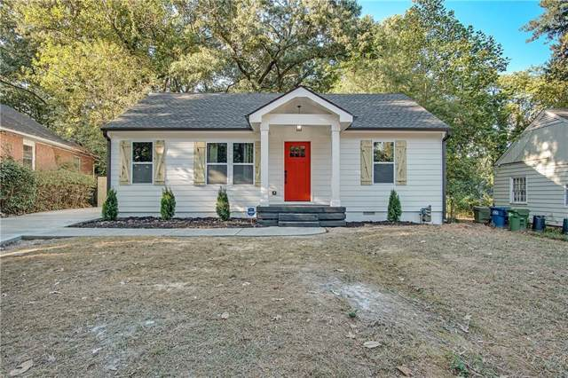 2597 Baker Ridge Drive NW, Atlanta, GA 30318 (MLS #6630682) :: North Atlanta Home Team