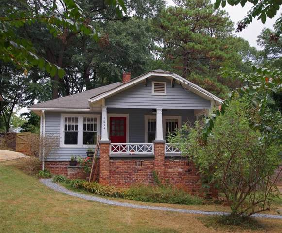 1634 Paxon Street SE, Atlanta, GA 30317 (MLS #6630685) :: The Cowan Connection Team