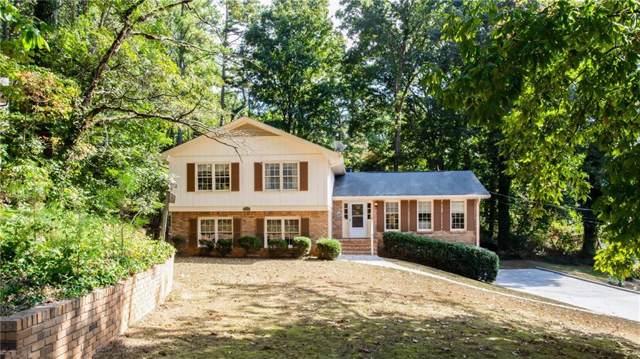 952 Beaver Lane NW, Lilburn, GA 30047 (MLS #6630693) :: North Atlanta Home Team