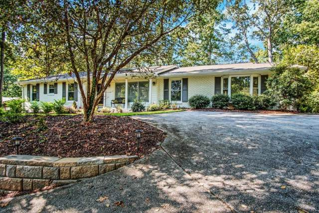 6400 Colewood Court NW, Atlanta, GA 30328 (MLS #6630710) :: The Hinsons - Mike Hinson & Harriet Hinson
