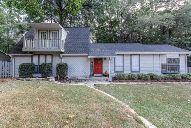 3366 Stonewall Drive NW, Kennesaw, GA 30152 (MLS #6630724) :: Kennesaw Life Real Estate