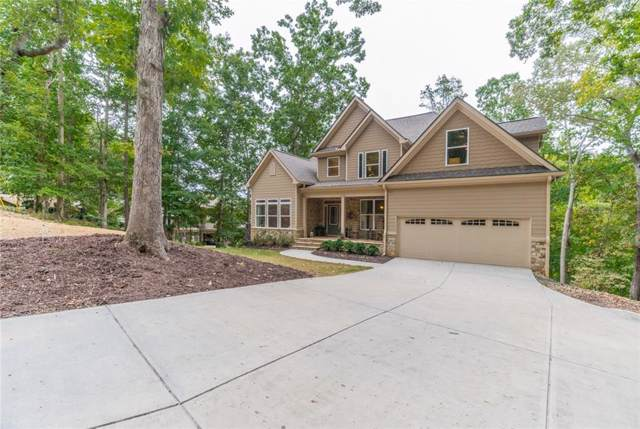 5930 Lakeside Court, Gainesville, GA 30506 (MLS #6630725) :: Iconic Living Real Estate Professionals