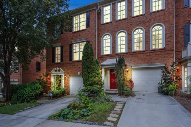 5136 Manerdale Drive #3, Atlanta, GA 30339 (MLS #6630733) :: Iconic Living Real Estate Professionals
