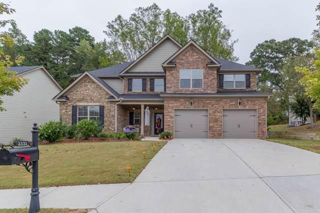 2331 Magaw Lane, Powder Springs, GA 30127 (MLS #6630803) :: North Atlanta Home Team