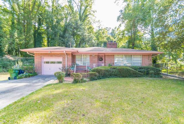 215 W Lake Drive NW, Atlanta, GA 30314 (MLS #6630816) :: North Atlanta Home Team