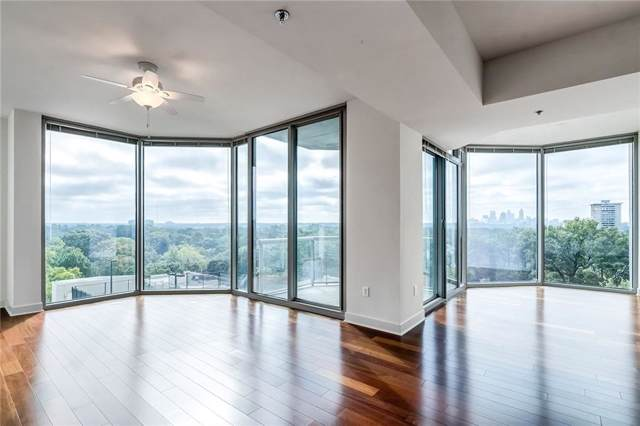 2795 Peachtree Road NE #708, Atlanta, GA 30305 (MLS #6630829) :: Good Living Real Estate