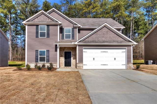 36 Moss Way, Cartersville, GA 30120 (MLS #6630836) :: North Atlanta Home Team