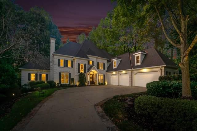 4360 Bancroft Valley, Johns Creek, GA 30022 (MLS #6630837) :: RE/MAX Prestige