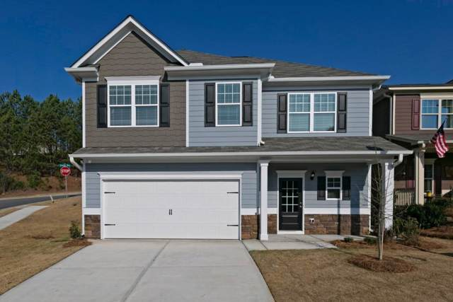 28 Crescent Commons, Dallas, GA 30157 (MLS #6630852) :: Kennesaw Life Real Estate