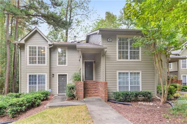 2901 Lenox Road NE #202, Atlanta, GA 30324 (MLS #6630928) :: KELLY+CO