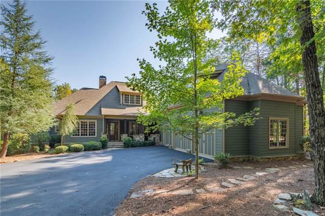 100 Water Lily, Big Canoe, GA 30143 (MLS #6630949) :: Iconic Living Real Estate Professionals