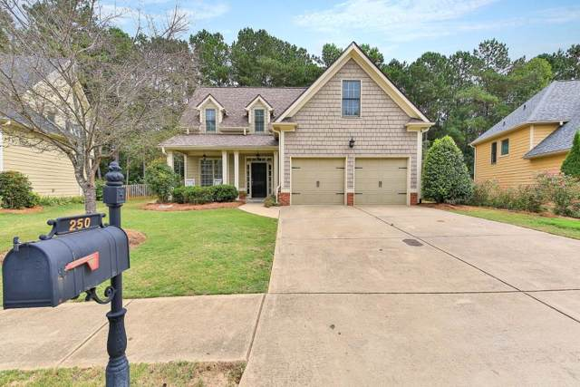 250 Treadstone Lane, Dallas, GA 30132 (MLS #6630955) :: North Atlanta Home Team