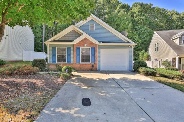 271 Silver Ridge Drive, Dallas, GA 30157 (MLS #6630973) :: North Atlanta Home Team