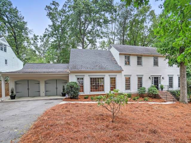 340 Green Oak Ridge, Marietta, GA 30068 (MLS #6630985) :: North Atlanta Home Team