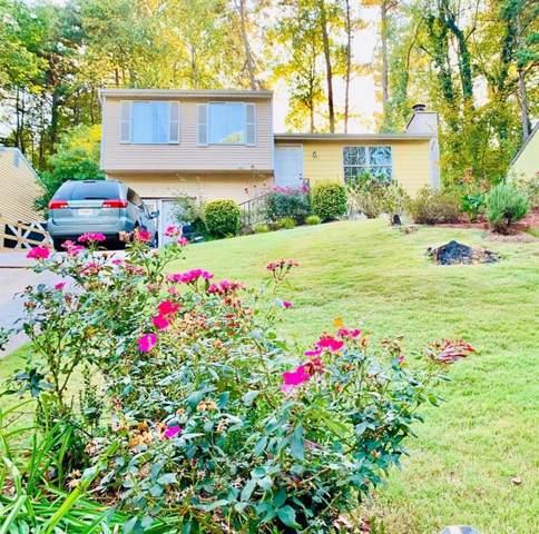 1406 Silver Lake Drive, Norcross, GA 30093 (MLS #6630991) :: North Atlanta Home Team