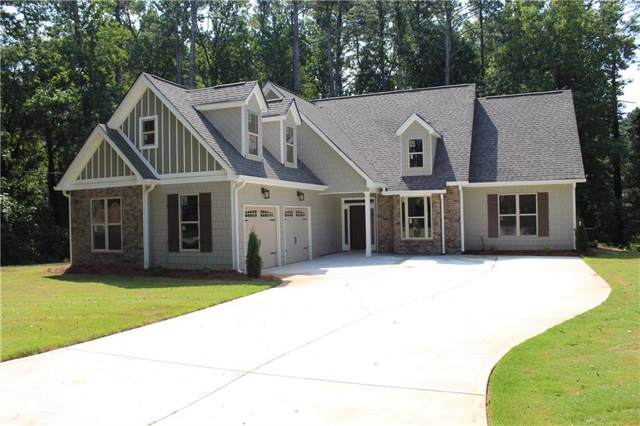 1318 Liberty Hill Road NE, Marietta, GA 30066 (MLS #6630999) :: North Atlanta Home Team
