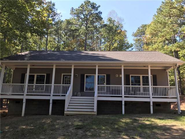 2206 Lake Crest Dr Drive, Sparta, GA 31087 (MLS #6631005) :: Kennesaw Life Real Estate