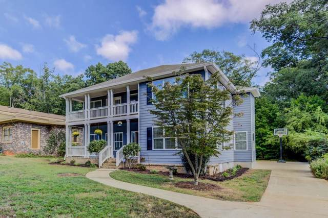 80 E Lake Drive SE, Atlanta, GA 30317 (MLS #6631013) :: North Atlanta Home Team