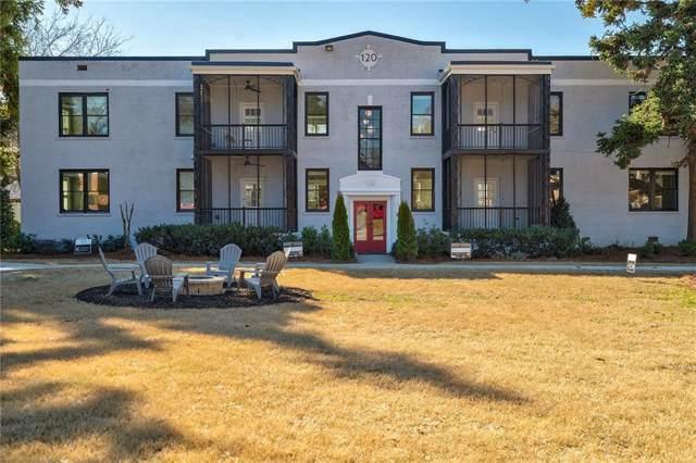 120 Peachtree Memorial Drive 124-1, Atlanta, GA 30309 (MLS #6631016) :: RE/MAX Paramount Properties