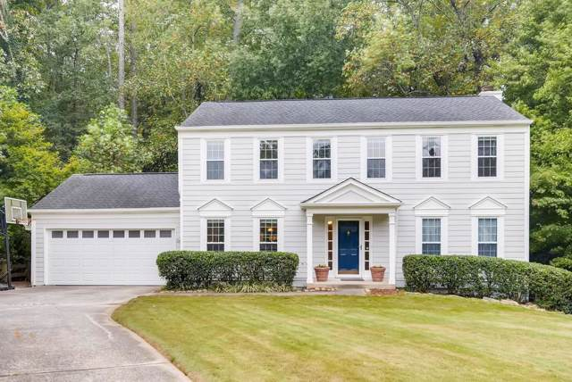 4900 Heritage Trace Court, Marietta, GA 30062 (MLS #6631026) :: The Heyl Group at Keller Williams
