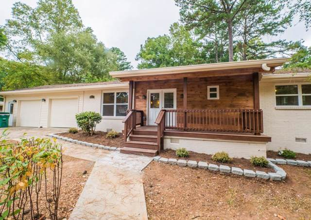 1660 Spruce Valley Drive, Decatur, GA 30033 (MLS #6631056) :: The North Georgia Group