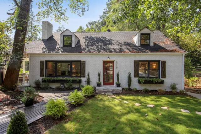 3710 Powers Ferry Road, Atlanta, GA 30342 (MLS #6631063) :: The Hinsons - Mike Hinson & Harriet Hinson