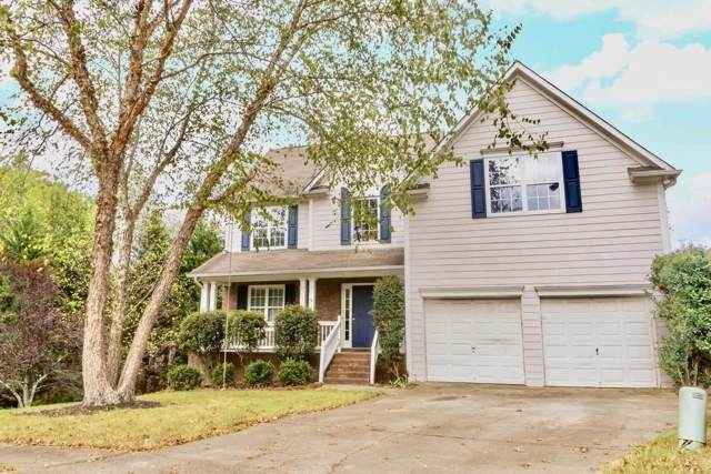 3834 Mast Court NW, Kennesaw, GA 30144 (MLS #6631091) :: Good Living Real Estate