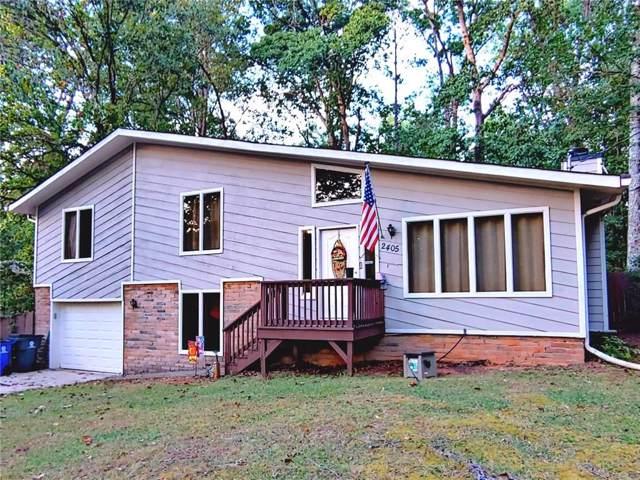 2405 River Run Drive, Douglasville, GA 30135 (MLS #6631136) :: North Atlanta Home Team