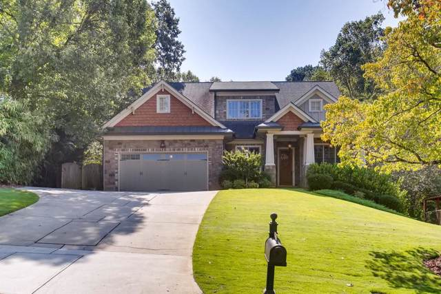 1556 Gaylor Drive Drive SE, Smyrna, GA 30082 (MLS #6631139) :: North Atlanta Home Team