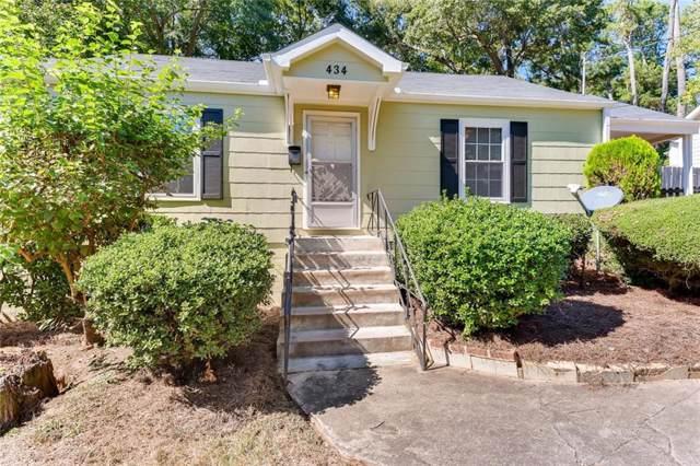 434 Medlock Road, Decatur, GA 30030 (MLS #6631143) :: The Heyl Group at Keller Williams