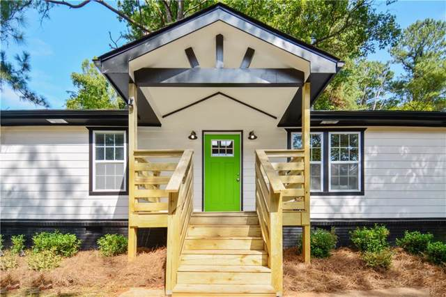 15 Baker Drive, Atlanta, GA 30354 (MLS #6631158) :: The Hinsons - Mike Hinson & Harriet Hinson