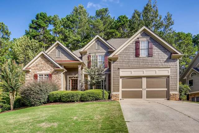 5590 Cathers Creek Drive, Powder Springs, GA 30127 (MLS #6631162) :: North Atlanta Home Team