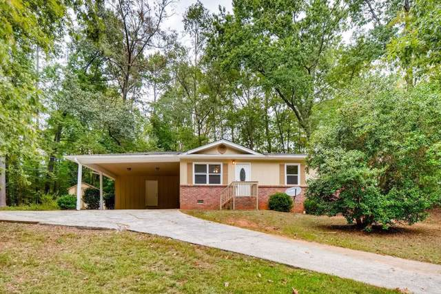 490 Valley Creek Road SW, Mableton, GA 30126 (MLS #6631166) :: The Heyl Group at Keller Williams
