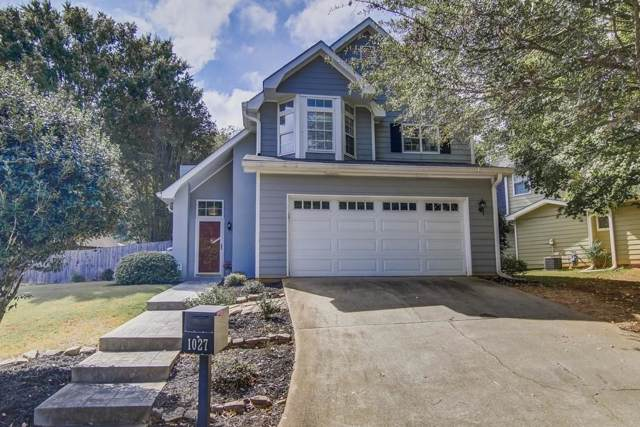 1027 Ashbury Drive, Decatur, GA 30030 (MLS #6631167) :: RE/MAX Prestige
