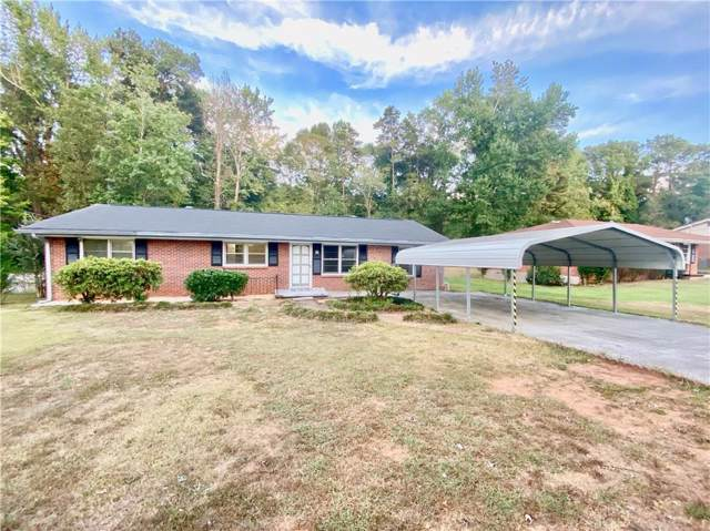 2327 Pinetree Lane SW, Marietta, GA 30060 (MLS #6631168) :: North Atlanta Home Team