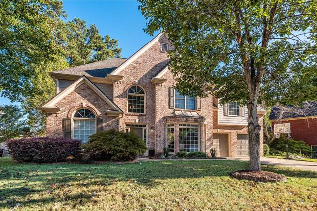 2759 Lost Lakes Drive, Powder Springs, GA 30127 (MLS #6631176) :: The Cowan Connection Team