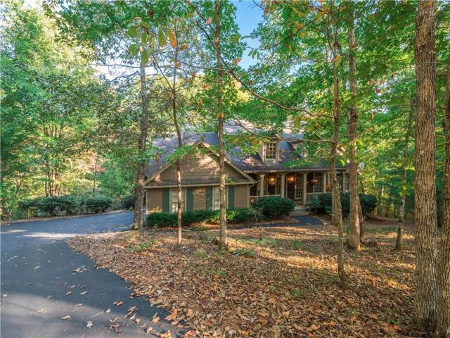 77 Cherokee Knoll, Big Canoe, GA 30143 (MLS #6631184) :: The Heyl Group at Keller Williams