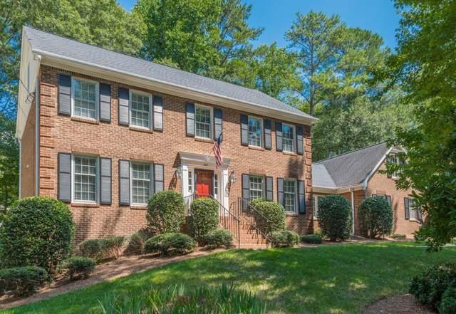 349 William Ivey Road SW, Lilburn, GA 30047 (MLS #6631191) :: North Atlanta Home Team