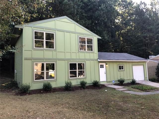 1420 Sherrie Lane SW, Atlanta, GA 30331 (MLS #6631194) :: Kennesaw Life Real Estate