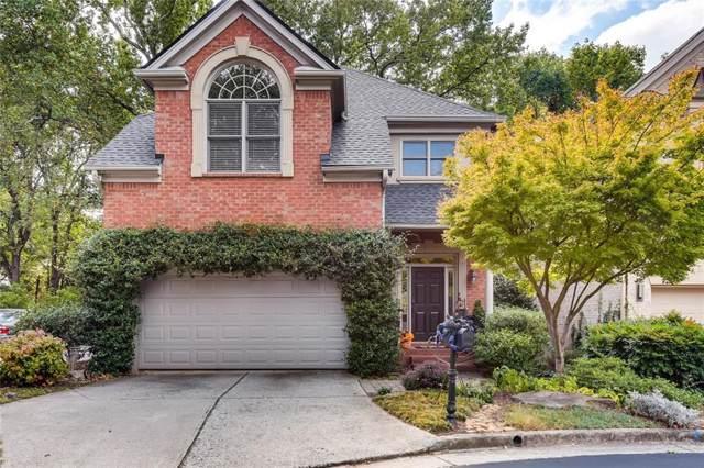 2504 Manor Walk, Decatur, GA 30030 (MLS #6631206) :: Good Living Real Estate