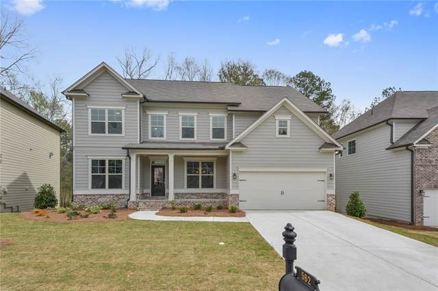 582 Lincolnwood Lane, Acworth, GA 30101 (MLS #6631233) :: The Realty Queen Team