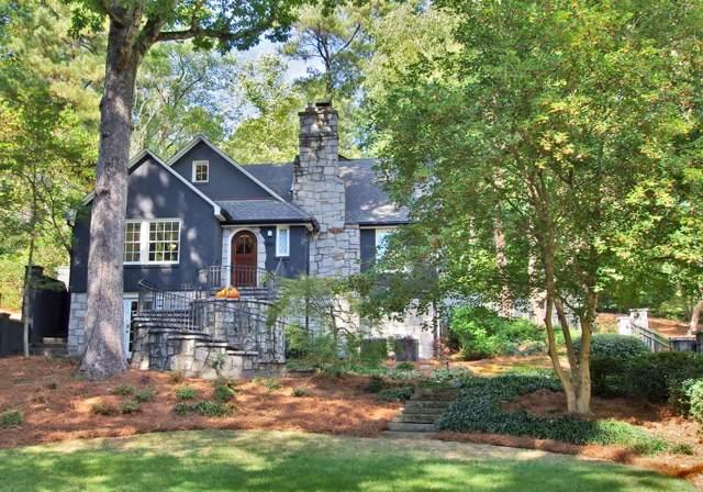 886 Wildwood Road NE, Atlanta, GA 30324 (MLS #6631238) :: RE/MAX Prestige