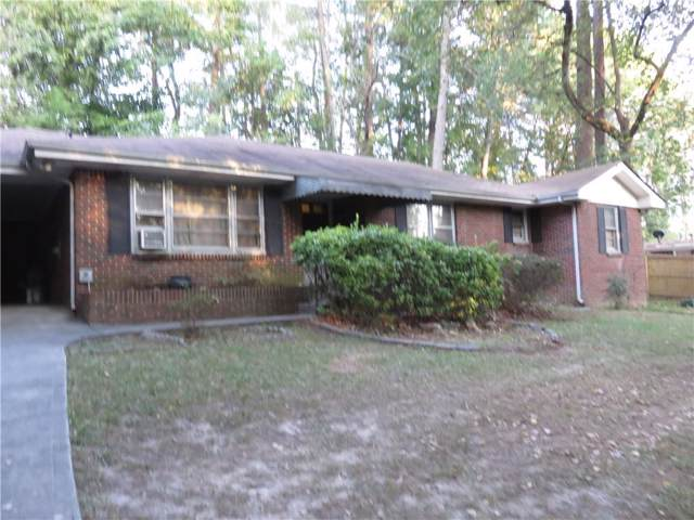 252 Lake Drive, Atlanta, GA 30340 (MLS #6631268) :: North Atlanta Home Team