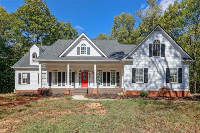 100 Wellington Way, Canton, GA 30115 (MLS #6631286) :: North Atlanta Home Team